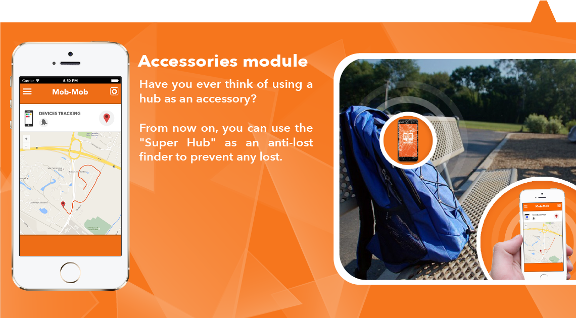 Accessories Module Page